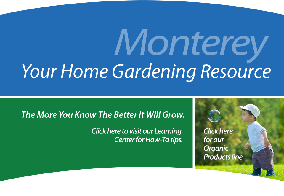 Monterey Lawn And Garden Products Fresno California